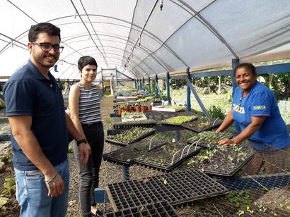 ITV Urbanismo vai construir horta orgânica em parceria com a ONG Ação Moradia