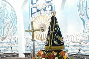 Padroeira do Brasil: de Capela a Santuário, templo foi erguido no primeiro loteamento feito pela ITV Urbanismo 1